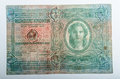 Old german banknotes money background all real Royalty Free Stock Images