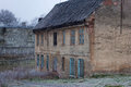 Old german house.