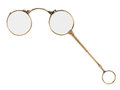 Old Glasses Royalty Free Stock Photo