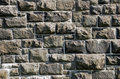 Old granite stone wall Royalty Free Stock Photography