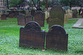 Old Gravestones In America