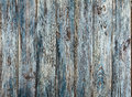 Old Gray-blue Painted Grunge W...