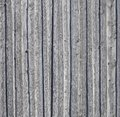 Old gray weathered knotted wooden wall Stock Photos