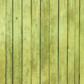 The old green paint wood texture with natural patterns Royalty Free Stock Photo