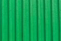 Old green wooden wall close up Stock Photography
