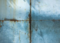 Old grunge door background Royalty Free Stock Photos