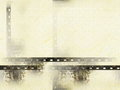 Old grunge film strip background texture Royalty Free Stock Images
