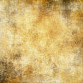 Old grunge paper texture. Royalty Free Stock Photo