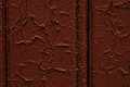 Old, grunge wood panels used as background Royalty Free Stock Photo