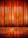 Old grunge wooden wall used as backgrounds Royalty Free Stock Photos