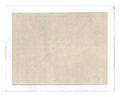 Old grungy blank peel-apart instant film frame Royalty Free Stock Photo