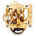 Old grungy clockwork
