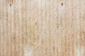 Old grungy plywood material surface textured background Royalty Free Stock Photo