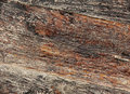 Old grungy wooden surface as background. Royalty Free Stock Photo