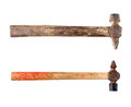Old hammers Royalty Free Stock Photo