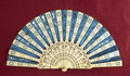 Old hand fan Royalty Free Stock Photo