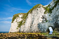 Old Harry Rocks Jurassic Coast UNESCO England Royalty Free Stock Photography