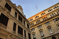 Old havana architecture Royalty Free Stock Photo