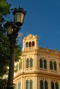Old Havana architecture Royalty Free Stock Images