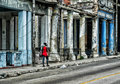 Old Havana Cuba street