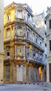 Old havana vintage decorated building Stock Image