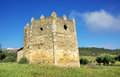 Old hermitage of Santa Catarina , Monsaraz. Royalty Free Stock Photo