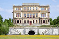Old historic big house Royalty Free Stock Images