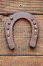 Old horseshoes Royalty Free Stock Photo