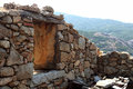 Old house - Corsica Royalty Free Stock Photo