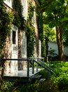 Old house in Montreal, Canada Royalty Free Stock Photo