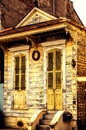 Old house in New Orleans Royalty Free Stock Photo