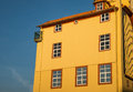 Old house on riverbank of duoro in porto colorful Stock Image