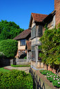 Old house Stratford upon avon Royalty Free Stock Photo