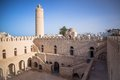 Old houses in medina in sousse tunisia view of Royalty Free Stock Image