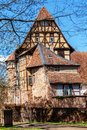 Old houses in  Michelstadt, Germany