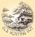 Old hunting hut