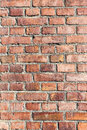 Old industrial brick building wall Royalty Free Stock Photo