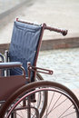 Old invalid carriage Royalty Free Stock Photo