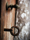 Old iron lock 2 Royalty Free Stock Image