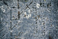 Old jewish cemetery stone by dutch Royalty Free Stock Images