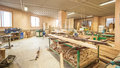 Old joinery no people industrial Stock Photography