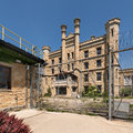 Old Joliet State Prison Royalty Free Stock Photo