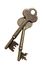 Old keys Royalty Free Stock Photos