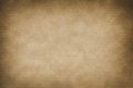 Old kraft paper background Royalty Free Stock Photo