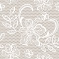 Old Lace Background, Ornamenta...