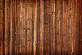 Old larch boards - grunge background Royalty Free Stock Photo