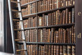 Old Library section in Trinity College, Dublin Royalty Free Stock Photo