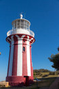 A old lighthouse on watson bay Royalty Free Stock Image