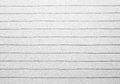 Old lined notebook paper background or textured Royalty Free Stock Photos