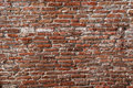 Old long narrow bricks Stock Image